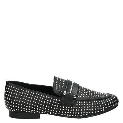 Steve Madden dames mocassins & loafers zwart