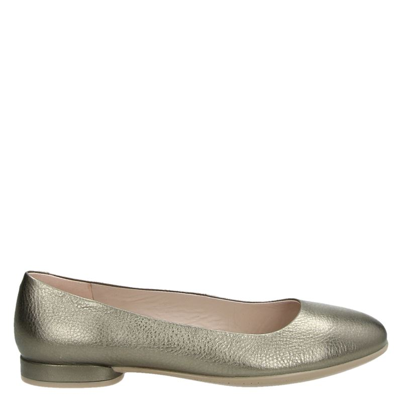 Ecco Anine - Ballerinas & instappers - Goud