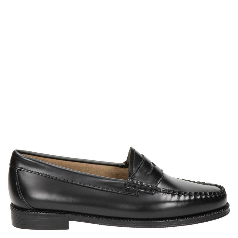 G.H. Bass Penny - Mocassins & loafers - Zwart