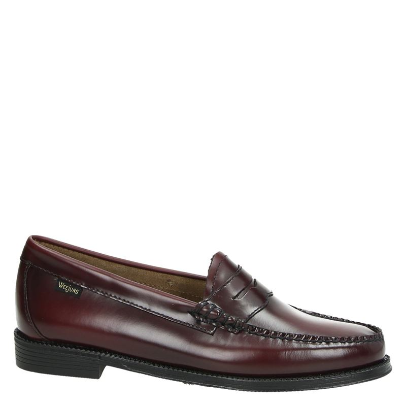 G.H. Bass Penny - Mocassins & loafers - Rood