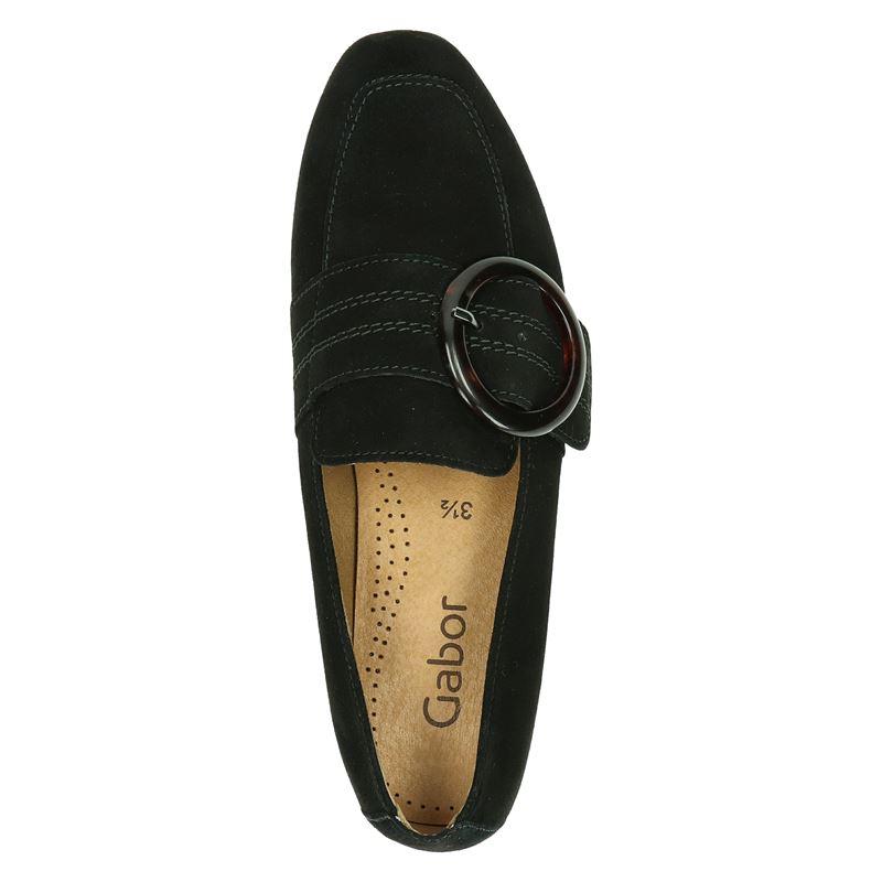 Gabor - Instapschoenen - Zwart