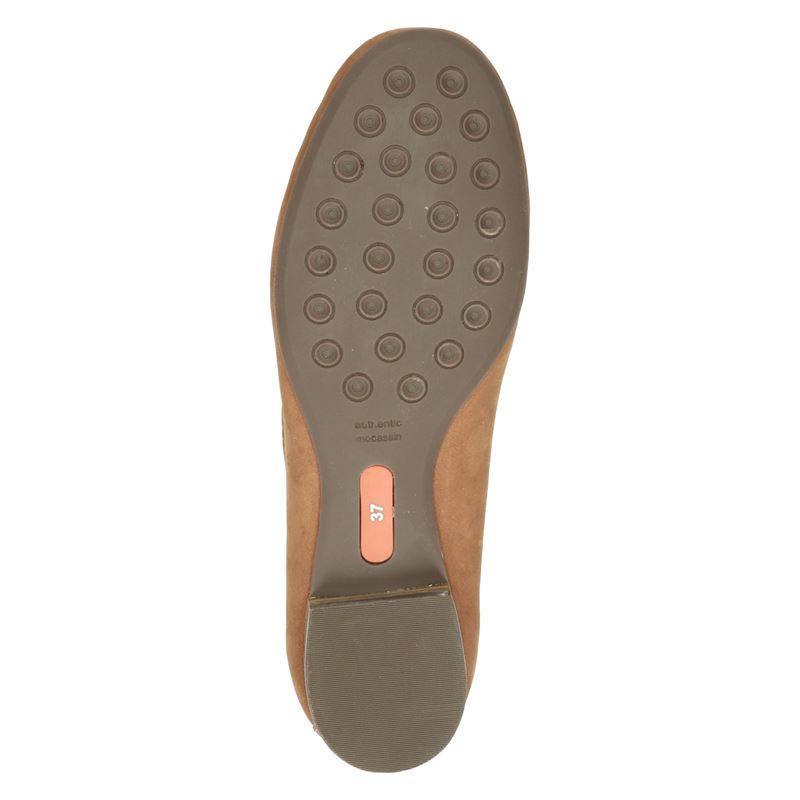Nelson - Mocassins & loafers - Bruin