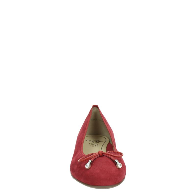 Ara Sardinia - Ballerinas & instappers - Rood