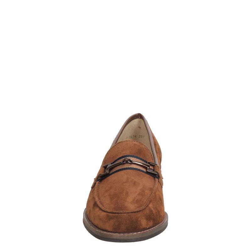 Ara Kent - Mocassins & loafers - Cognac