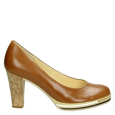 Gabor dames pumps cognac