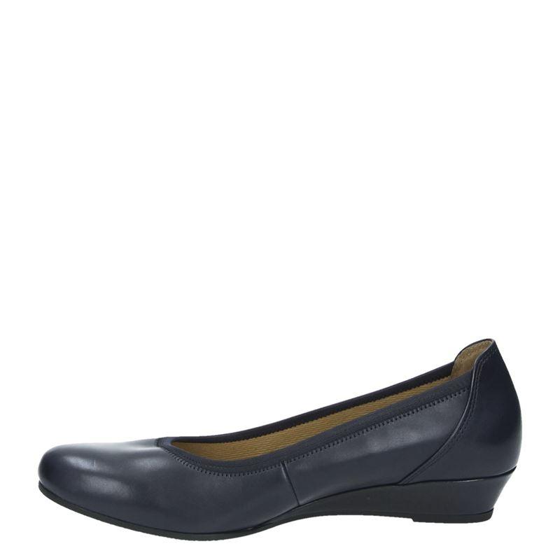Gabor - Ballerinas & instappers voor dames - Blauw  03214578
