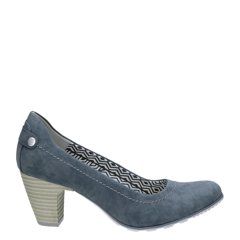 S.oliver Pompes Femmes - Bleu EVz55V