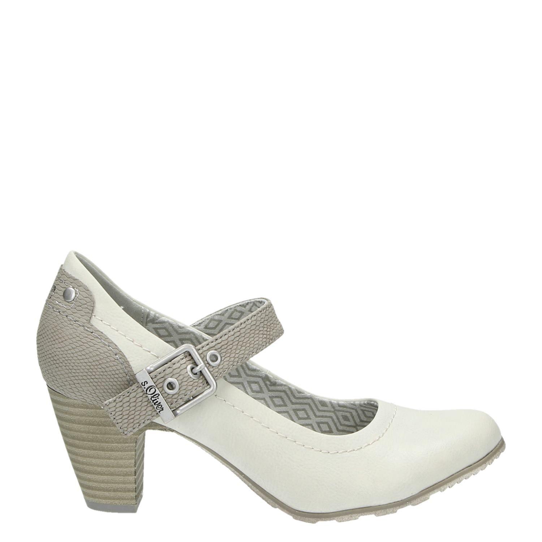 Pompe À S.oliver Blanc - Femmes - Taille 36 Hna5hJvC5