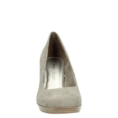 Marco Tozzi dames pumps Taupe
