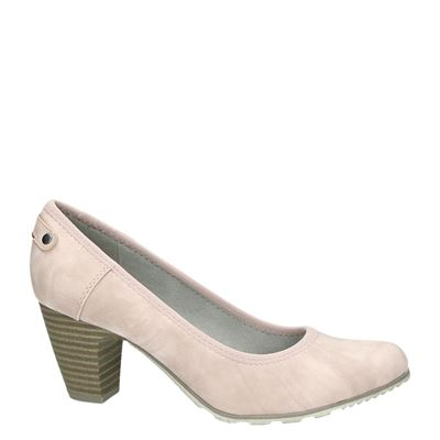 S.Oliver dames pumps Roze