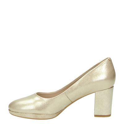 Clarks dames pumps Goud