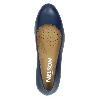 Nelson dames pumps Blauw
