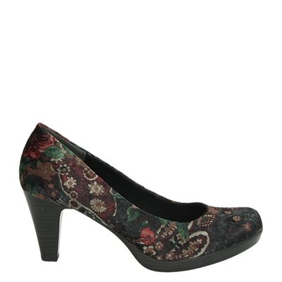 Marco Tozzi dames pumps multi