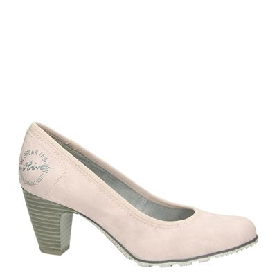 S.Oliver dames pumps Roze