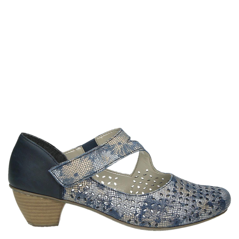Rieker Chaussures Avec Entrée Bleu Pour Femmes PmIeLpvbP