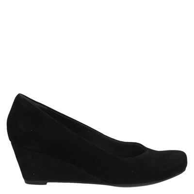 Clarks dames pumps zwart