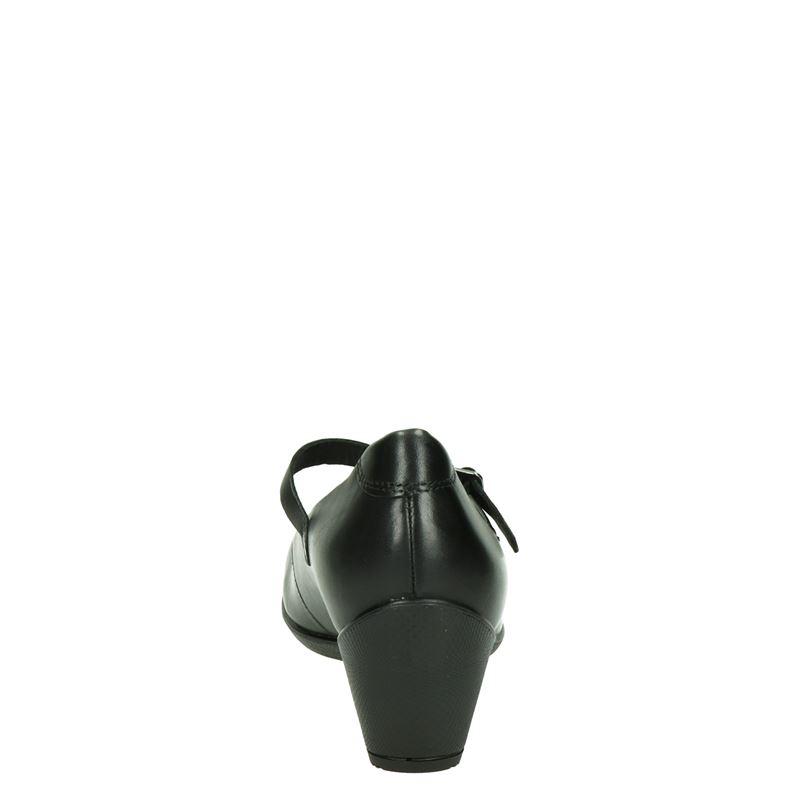 Ecco Sculptured 45 - Pumps - Zwart
