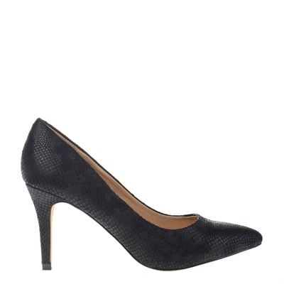 La Strada dames pumps zwart