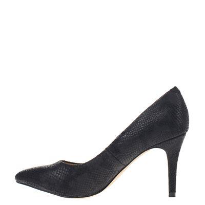La Strada dames pumps Zwart