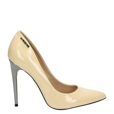 Supertrash dames pumps beige