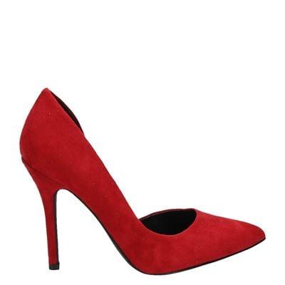 Blink dames pumps rood