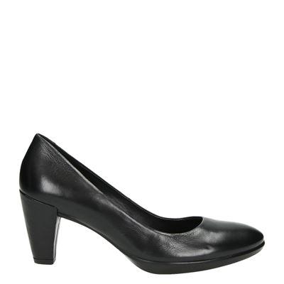 Ecco dames pumps zwart