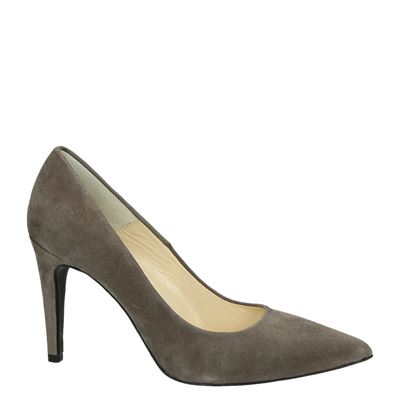 Nelson dames pumps Taupe