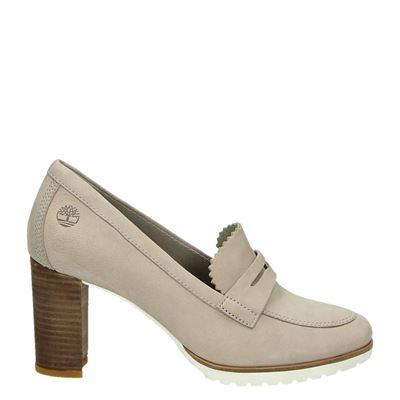 Timberland dames pumps beige
