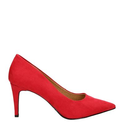 La Strada dames pumps rood