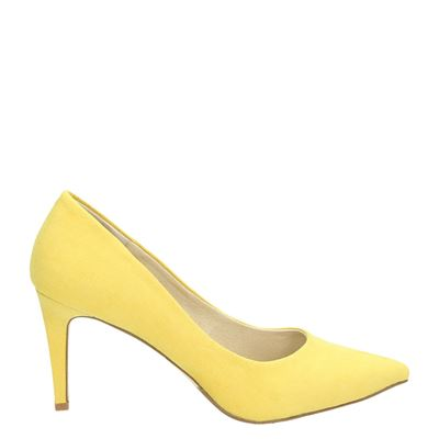 La Strada dames pumps geel
