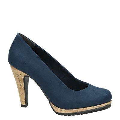 Marco Tozzi dames pumps Blauw