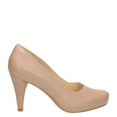 Clarks dames pumps beige