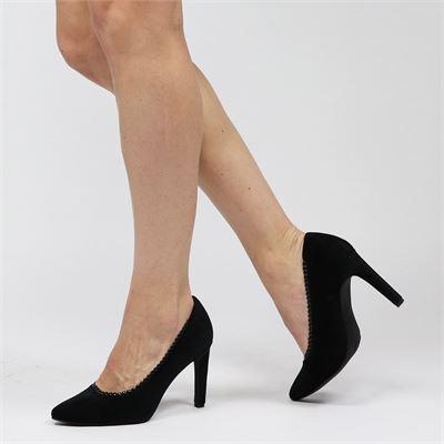 Marco Tozzi dames pumps zwart