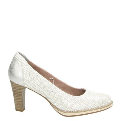 Tamaris dames pumps beige