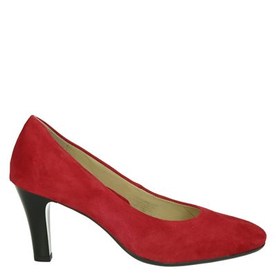 Ara dames pumps rood