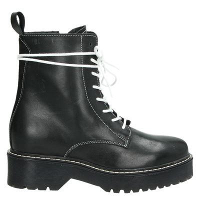 Nelson by Moderosa dames boots zwart