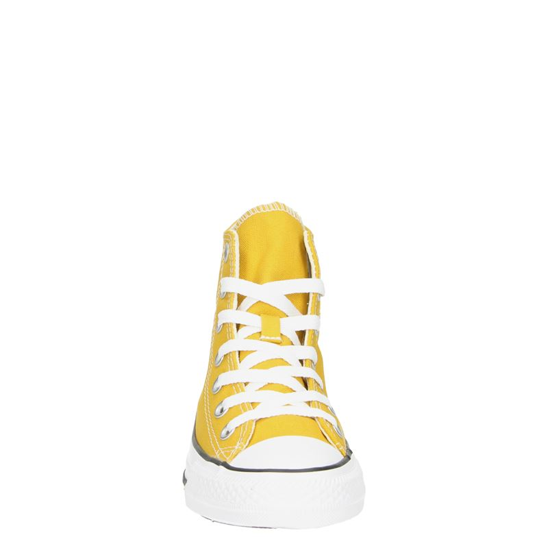 Converse Chuck Taylor All Star - Hoge sneakers - Geel