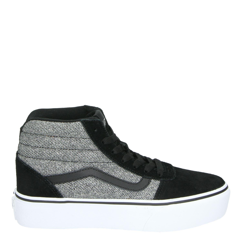Ward platform sneakers dames