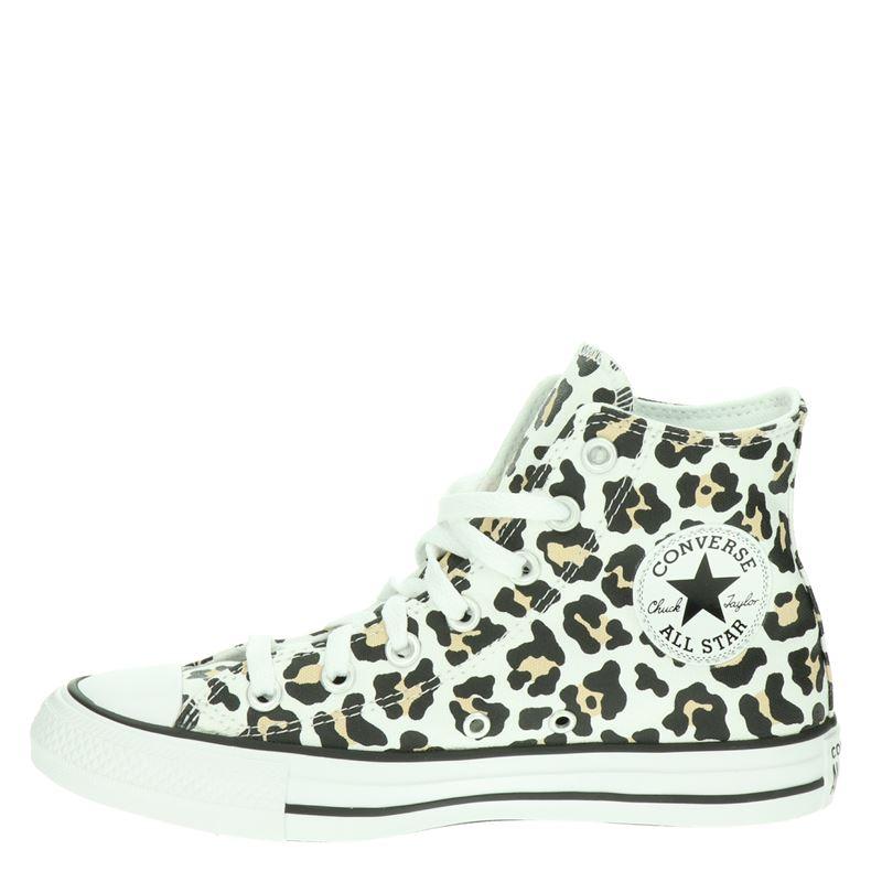 Converse Chuck All Star - Hoge sneakers - Bruin