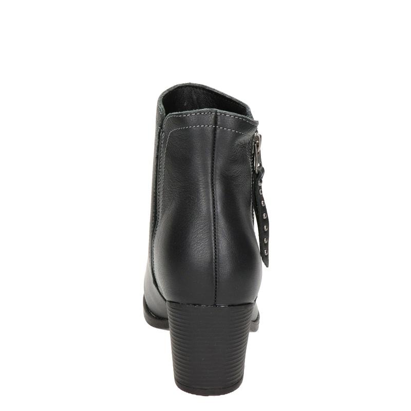 Skechers California Luxury - Enkellaarsjes - Zwart