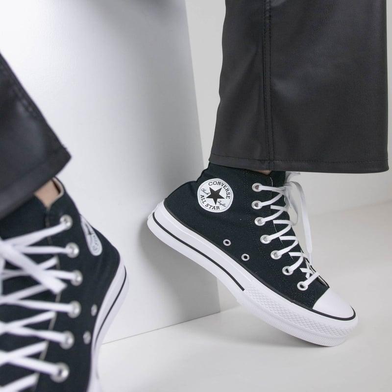 Converse Chuck Taylor All Star High Top - Hoge sneakers - Zwart