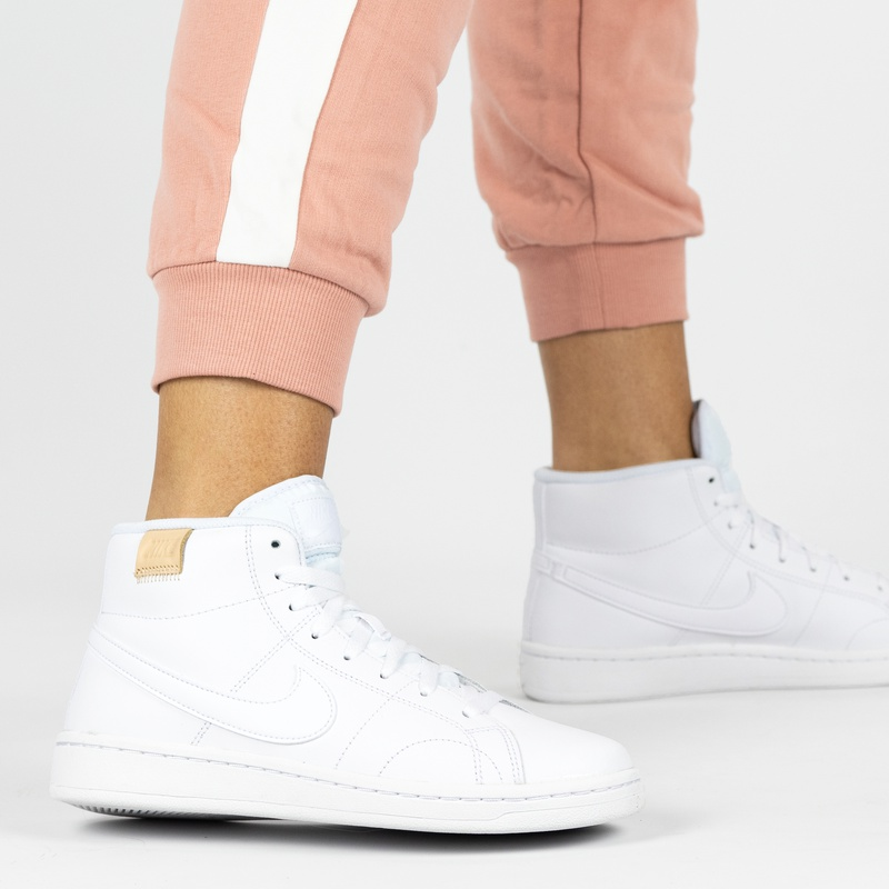 Nike Court Royale 2 - Hoge sneakers - Wit