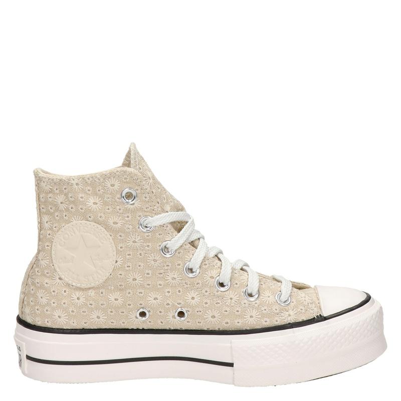 Converse - Hoge sneakers - Beige