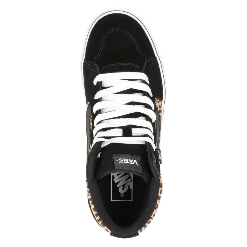 Vans WM Filmore Hi Cheeta - Hoge sneakers - Bruin