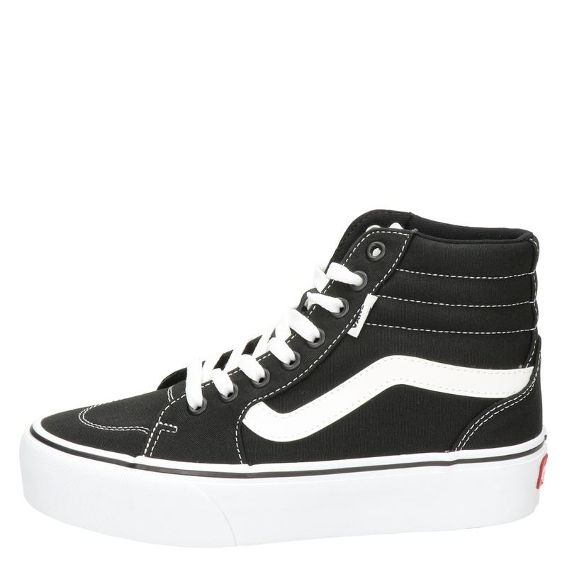 Vans Filmore Hi Platform - Hoge sneakers - Zwart