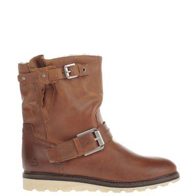 Bullboxer dames boots bruin