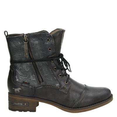 Mustang dames boots bruin