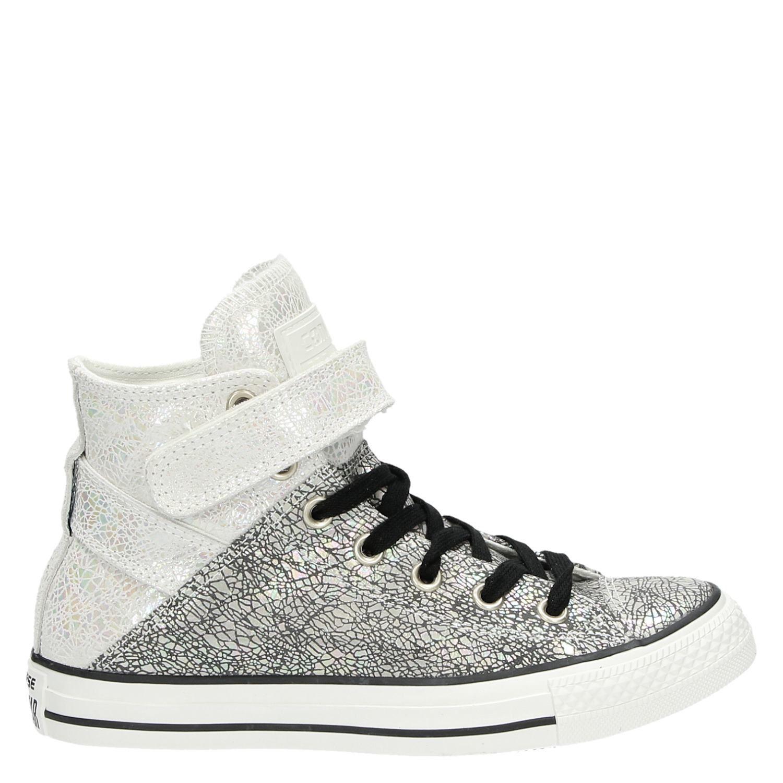 a5690fbce62 Converse dames hoge sneakers zwart