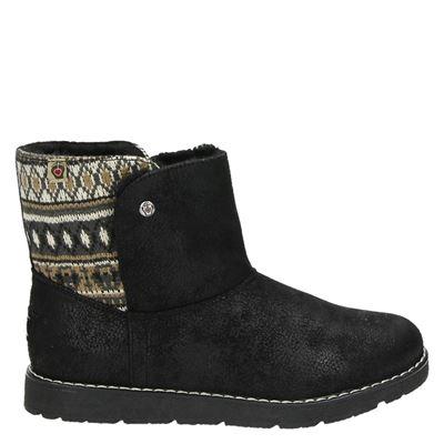 Bobs dames boots zwart