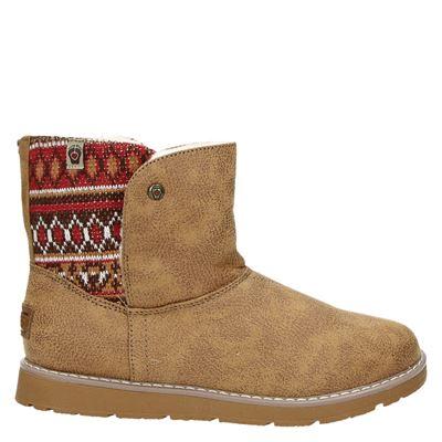 Bobs dames boots cognac